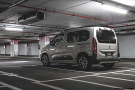 Citroen Berlingo: Family Affairs