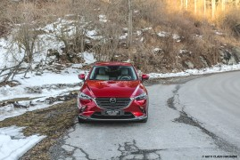 Mazda CX-3: Better Than Kaiseki