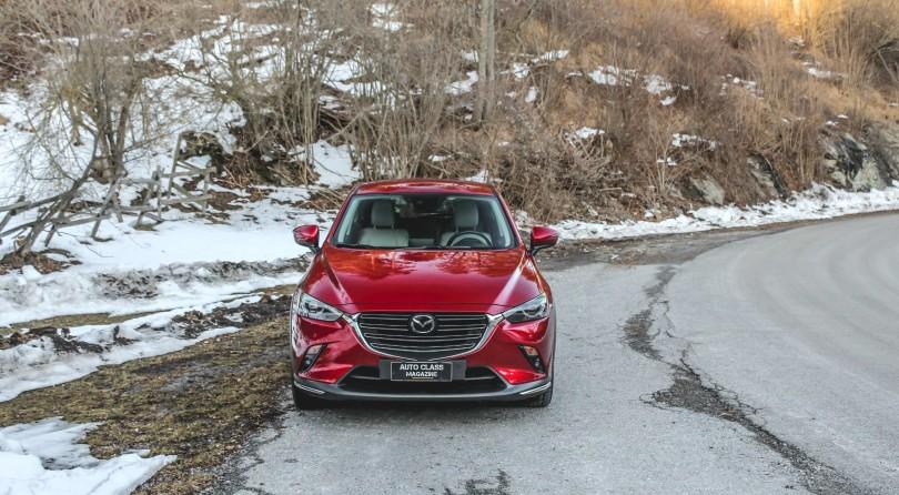 Mazda CX-3: Better Than Kaiseki