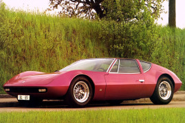 Monteverdi HAI 450 SS: The Swissman Who Challenged Enzo Ferrari