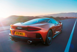 McLaren GT: When The Supercars World Meets The Grand Touring Experience