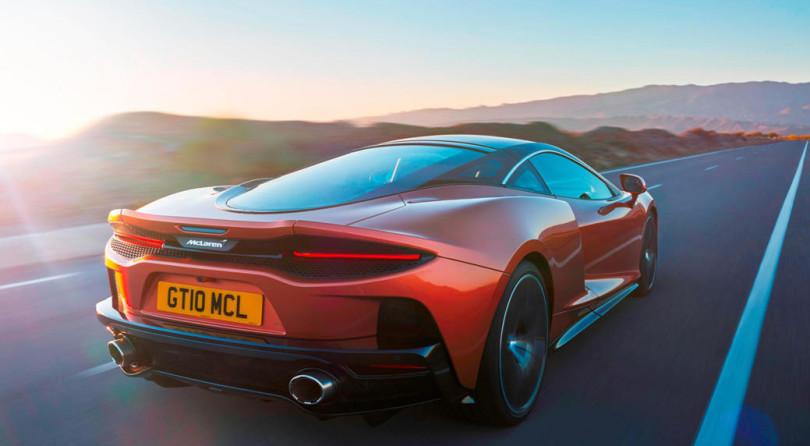 McLaren GT: Il Punto D'Incontro Tra Una Supercar E Il Piacere Del Viaggio