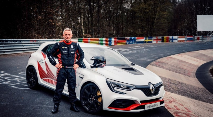 The Renault Megane RS Trophy-R Is The Fastest FWD To Lap The Nürburgring