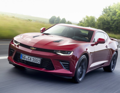 Chevrolet Camaro: Americana Pura, Ma Piace Anche Agli Europei.