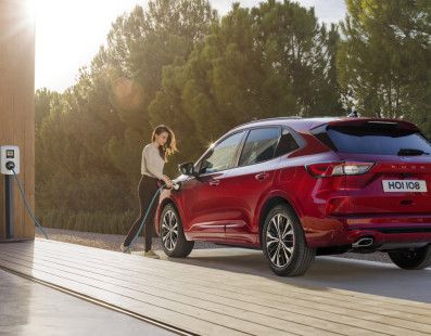 Ford Kuga: The All-New Model Comes With 3 Different Hybrid Units