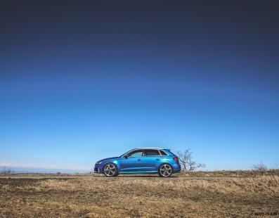 Audi RS3: Brain Shaker