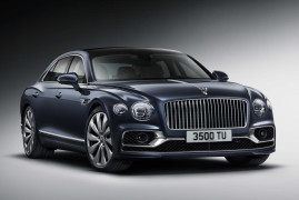 Ultimate Luxury. This Is The New Bentley Flying Spur