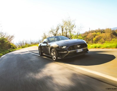 Ford Mustang GT Convertible: Until Tires Do Us Part