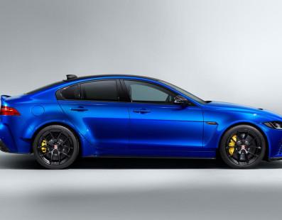 Jaguar Unveils Very Special XE SV Project 8 Grand Tourer