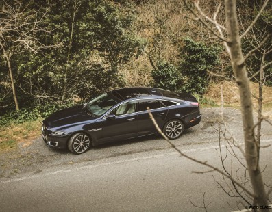Jaguar XJ50: Time For Tea