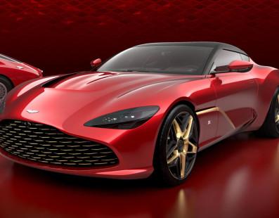 Ammirate La Nuova Aston Martin DBS GT Zagato