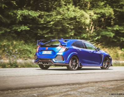 Michelin Pilot Sport 4: Hooked To The Ground