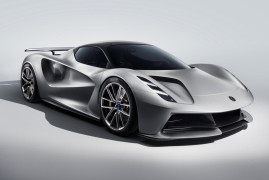Evija, The 2,000-HP Electric Lotus