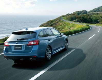 Subaru Levorg: La Wagon Tuttofare Si Aggiorna