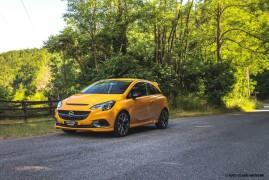 Pink Drivers: Opel Corsa GSI
