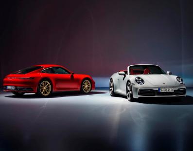 Porsche 992: Simply Carrera