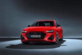 Audi RS7 Sportback: A 600-HP Fury