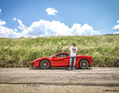 The Ferrari 488 Pista Touches Your Soul And Rip Your Face