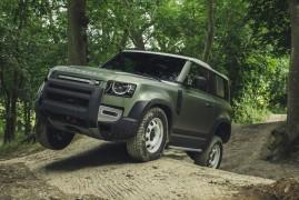 Land Rover Defender: It's Back!