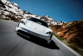 Porsche Taycan: Does An Electric Car Have The Right To Be Called Turbo?