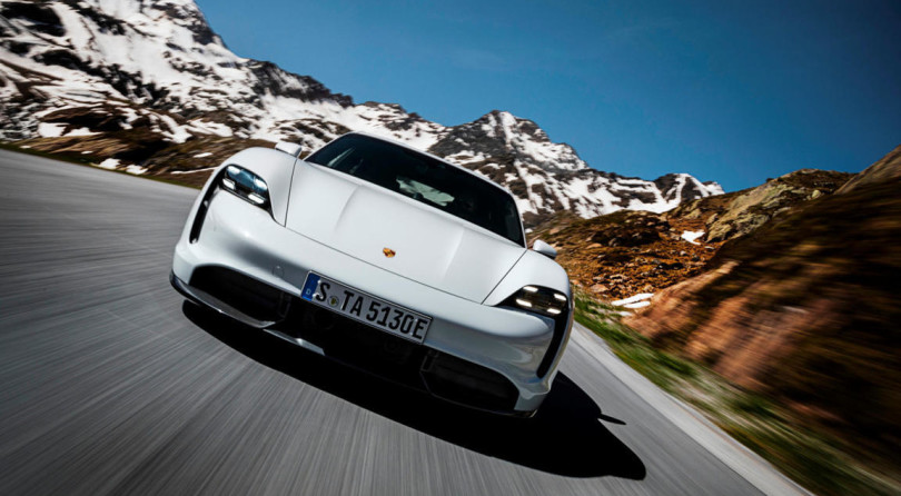 Porsche Taycan: Un'Auto Elettrica Ha Il Diritto Di Chiamarsi Turbo?