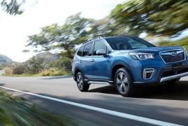 Subaru Embraces Hybrid Technology