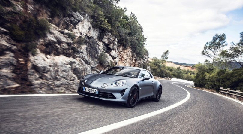 Alpine A110S: Curves Hunter Now Gets A 40-HP Upgrade