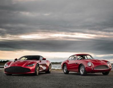 Aston Martin Finally Reveals The Gorgeous DBS GT Zagato