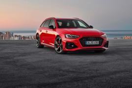 Audi Updates Its 450-HP RS4 Avant