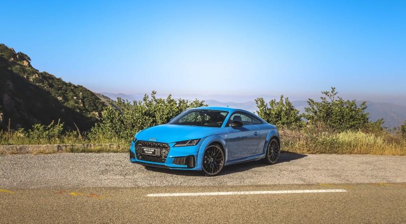 Audi TT 45 TFSI – Entry Level Weapon