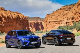 BMW X5M And X6M Are Performance SUV's Sacred Graal
