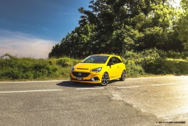 Opel Corsa GSi – Little Criminal