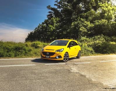 Opel Corsa GSi – Little Criminal