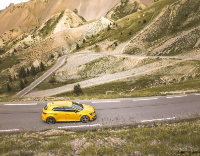ALPS ATTACK – Renault Megane RS Trophy