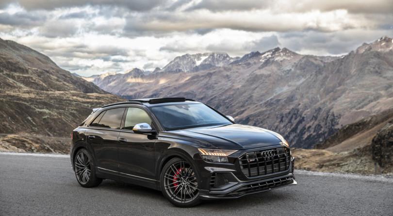 ABT Has Pumped The Audi SQ8 TDI's Muscles