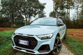 Audi A1 Citycarver | First Drive