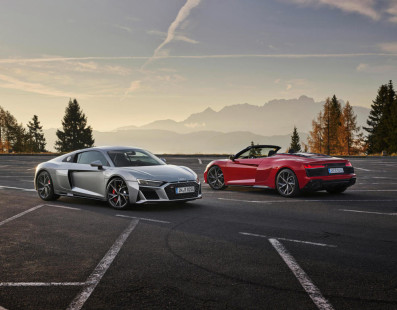 Audi R8 V10 RWD: Pleasure To Drive