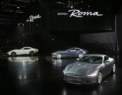 "Ferrari Roma – Meet The New ""Dolce Vita"""