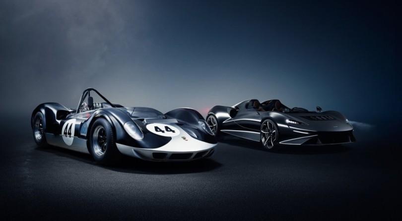 McLaren Elva – La Barchetta Che Sfida La Ferrari Monza SP2