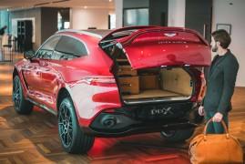 Aston Martin DBX | Preview