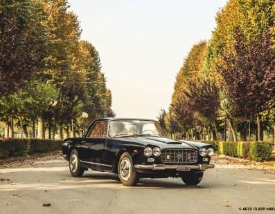 Lancia Flaminia GTL 3C Touring Superleggera | Vintage