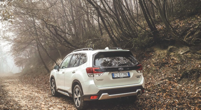 Subaru Forester e-BOXER | First Drive