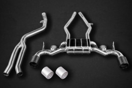 Capristo Exhaust Toyota Supra | Tuning