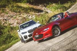BMW X5 / Mazda MX-5 | Test Drive