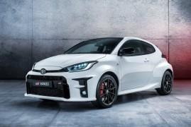 Toyota GR Yaris – News
