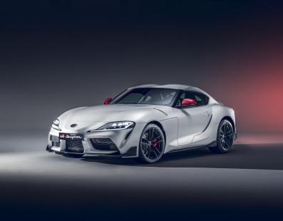 Toyota GR Supra | News