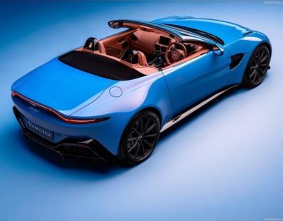 Aston Martin V8 Vantage Roadster | News