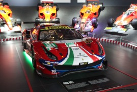 Ferrari at 24 Heures du Mans | A Lesson In Motorsport At The Museo Ferrari