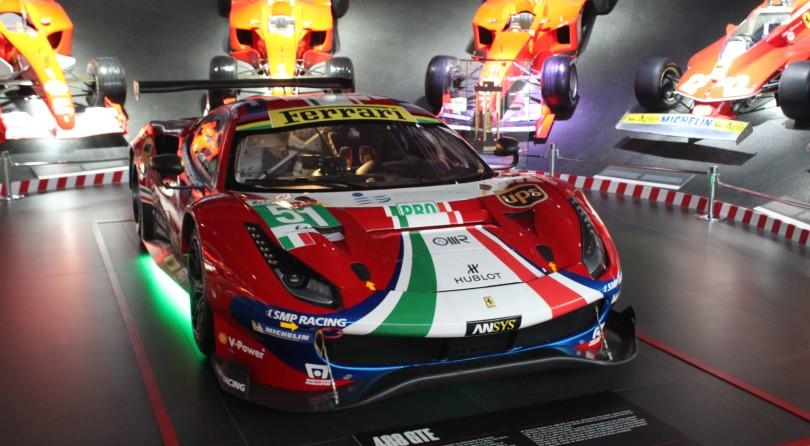 Ferrari at 24 Heures du Mans | A Lesson In Motorsport At The Museo Ferrari