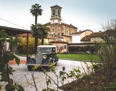 Fiat Balilla Garavini| Vintage